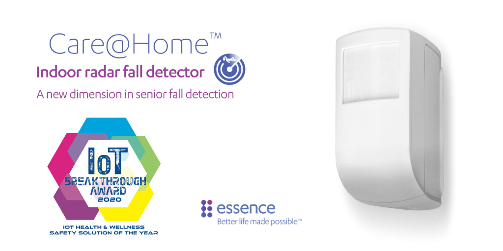Essence wins an IoT awards