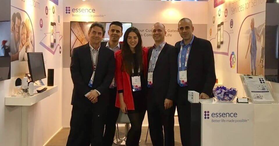 Essence Takes Connected Living to Mobile World Congress 2017