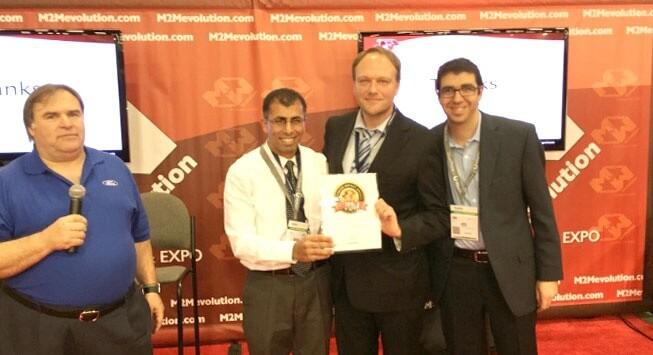 Essence wins IoT-M2M Evolution Business Impact Award