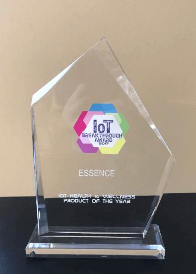 Essence wins IoT Breakthrough Award