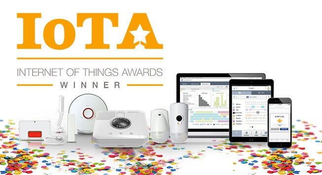 Essence wins Most Innovative Device Solution from IOTA (The Internet of Things Awards)