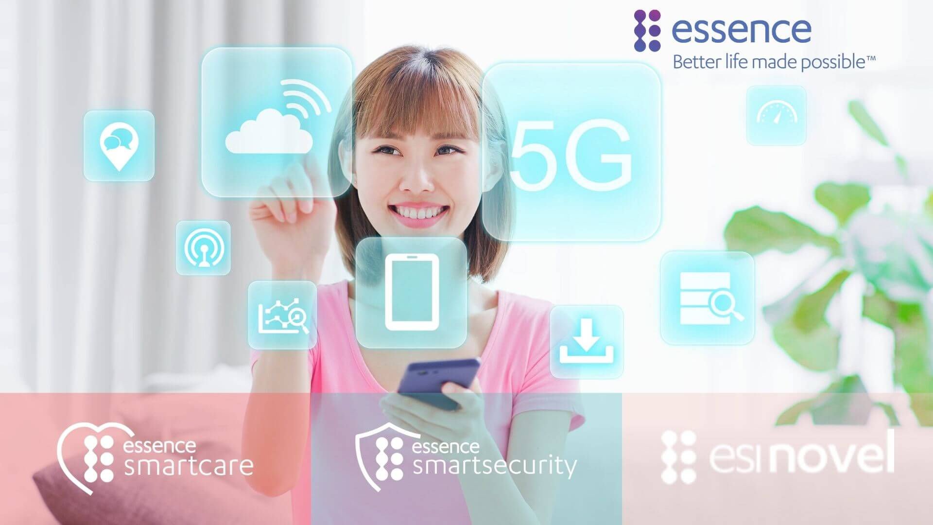 Essence group at CEs 2021