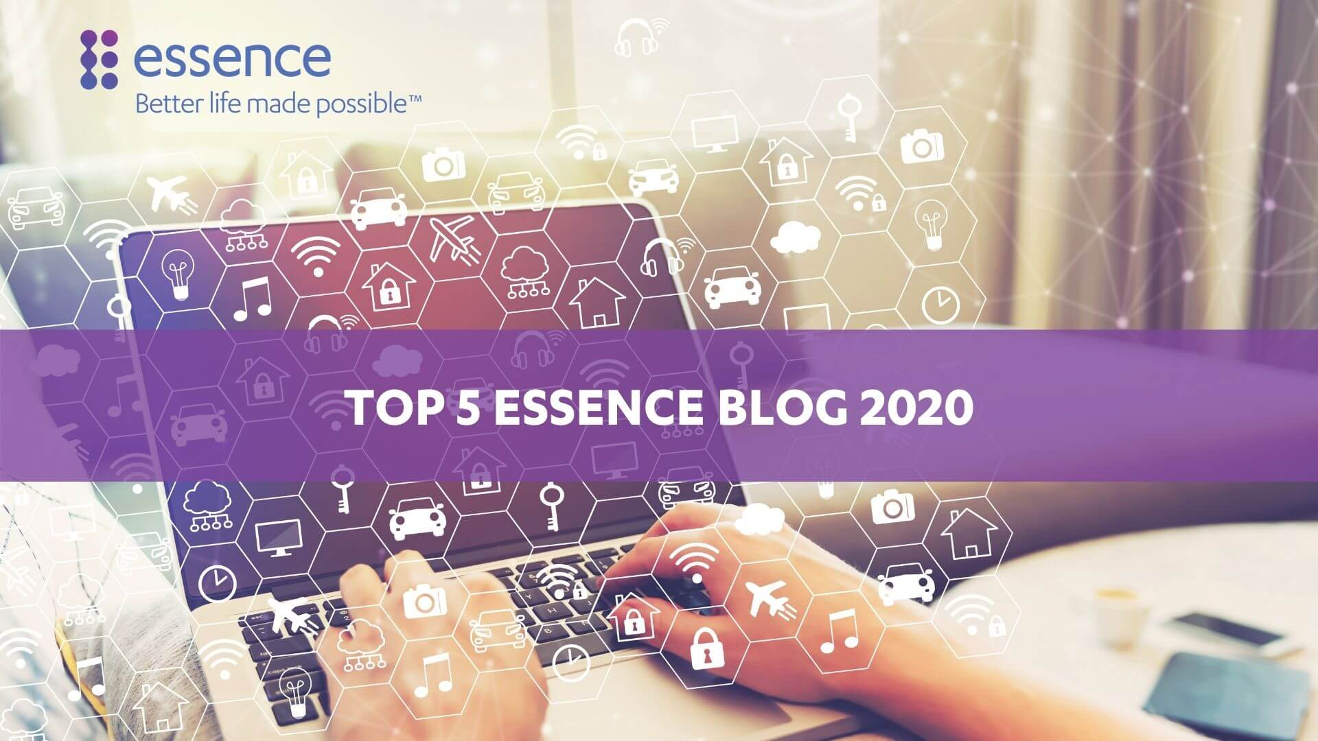 Top 5 Essence Blog 2020