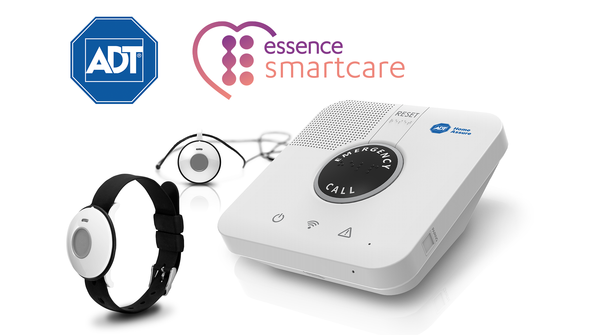 Essence Smartcare and ADT partnership