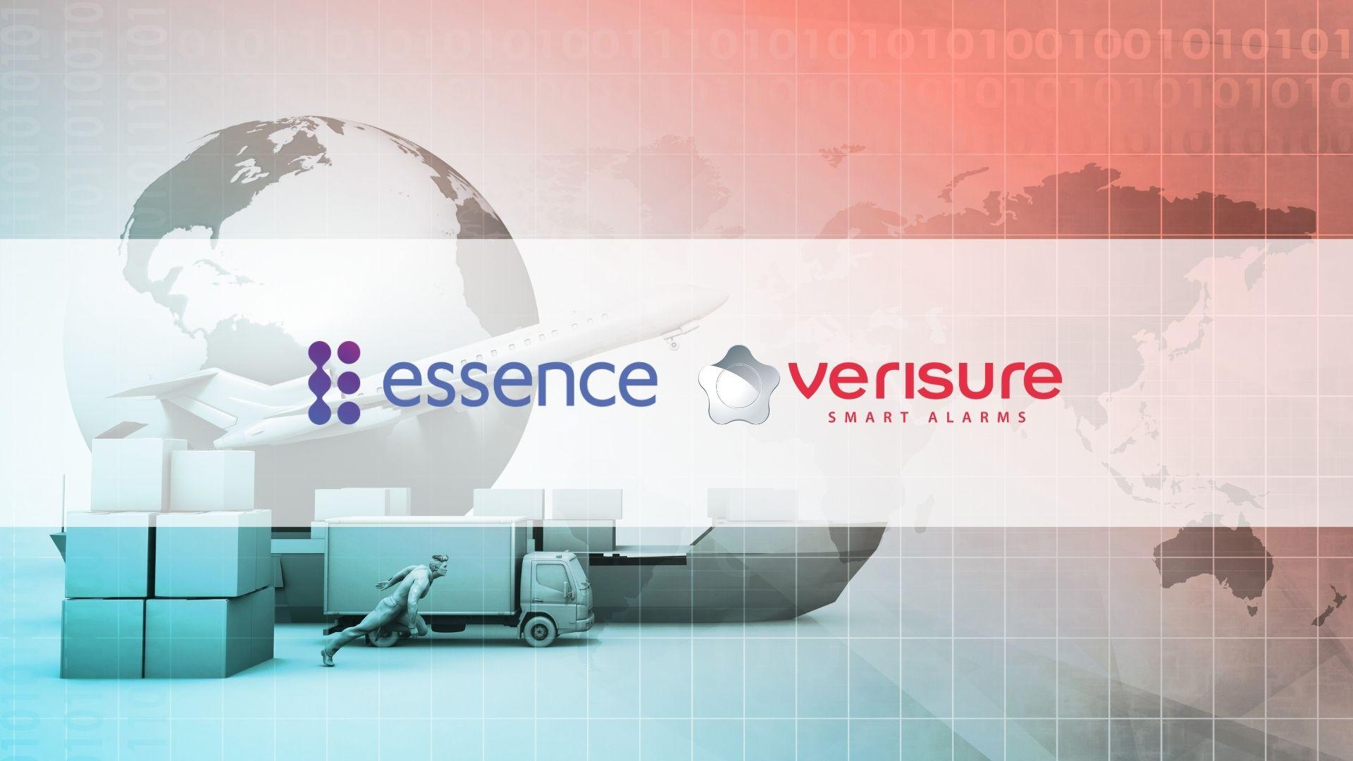 Essence and Verisure partnership