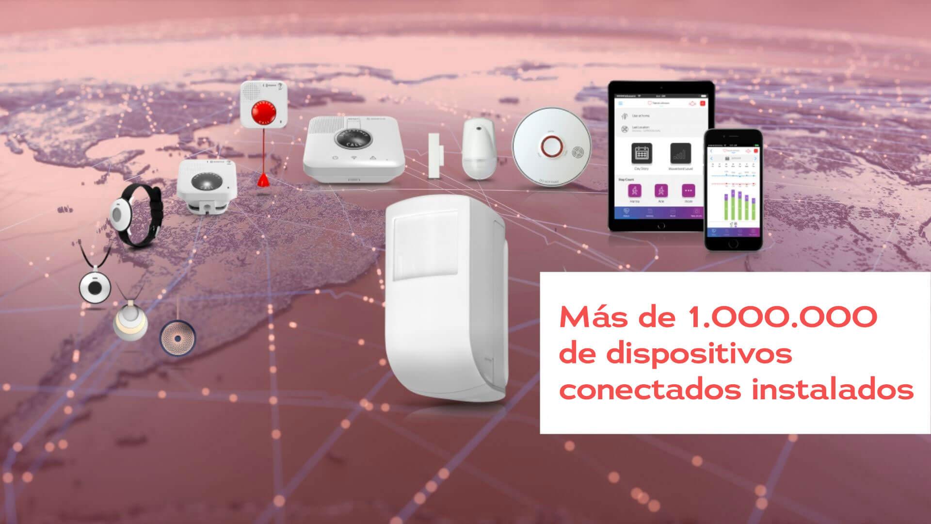 Essence Smartcare teleasistencia avanzada